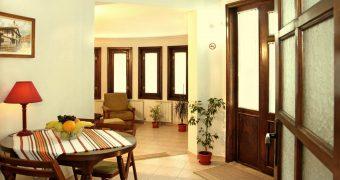 Ferienwohnung № 2  –  2 Zimmer  2 Terrassen